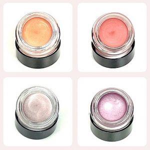 Creme eyeshadow Ariane Poole new shades